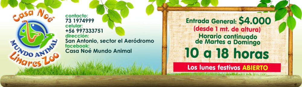 Casa Noé / Centro de Rehabilitación de Fauna Exótica y Silvestre